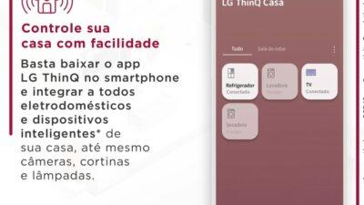 Pesquisa da LG aponta principais tendências dos usuários de aparelhos domésticos inteligentes