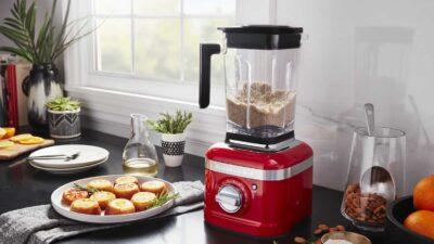 KitchenAid apresenta seu novo liquidificador K400