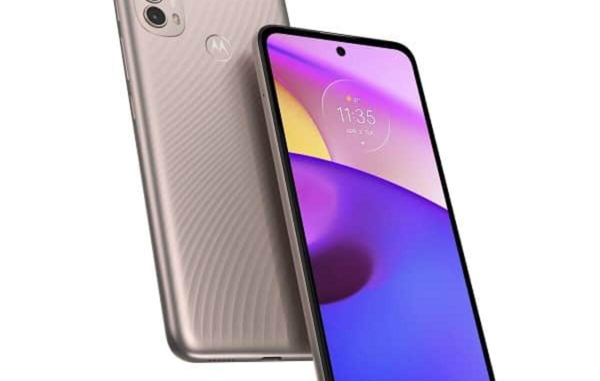 Motorola lança moto e40. Mais design e qualidade de imagem