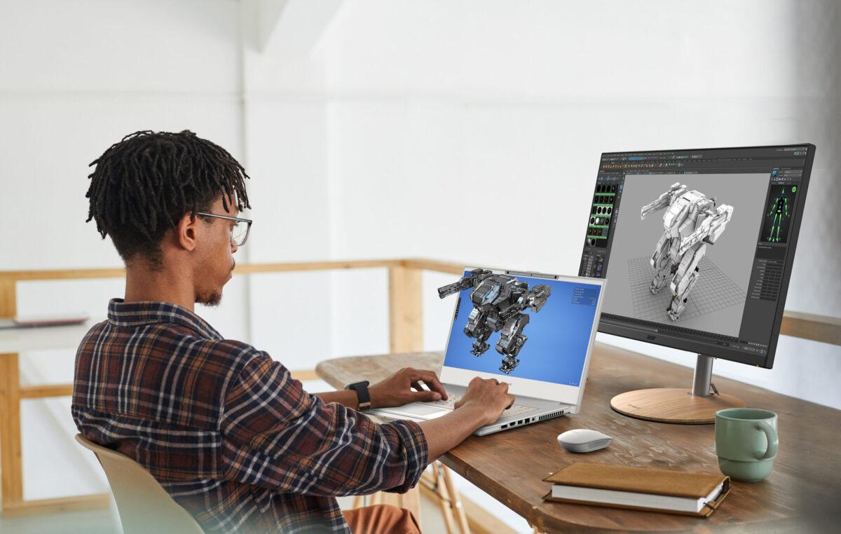 Acer lança Chromebooks, notebooks, monitores e expande portfólio de desktops