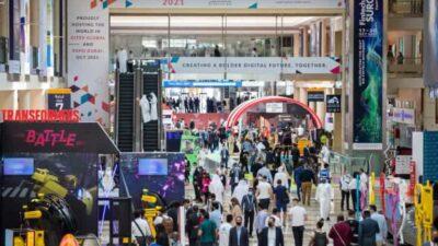Acontece a 41ª edição da Gitex Global em Dubai, uma das maiores feiras de tecnologia