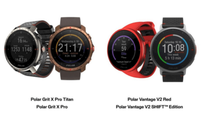 Polar anuncia seu principal lançamento no Brasil: Grit X Pro