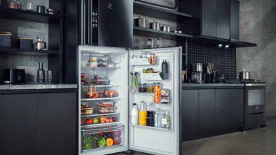 Electrolux apresenta nova geladeira