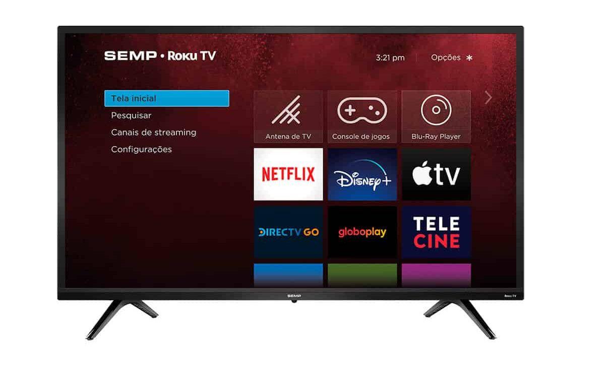 SEMP lança ROKU TV no Brasil